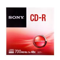 CD-R-Sony-Slim-700MB-80MIN-48X---Sony
