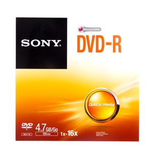 Disco-Optico-DVD-R-Slim-Sony-16X4.7GB