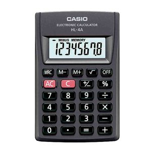 Calculadora-De-Bolso-8-Digitos-HL4A-Casio