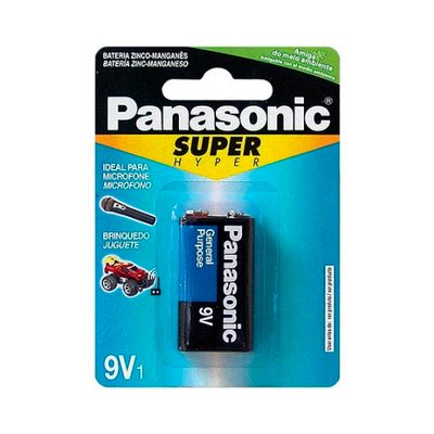 Bateria-Panasonic-Super-Hyper-9-Volts