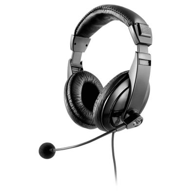 Headset-CMicrofone-e-Volume-prof-prt-ph049---Multilaser