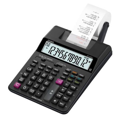 Calculadora-CBobina-12-Digitos-Bivolt-hr100rc-Casio
