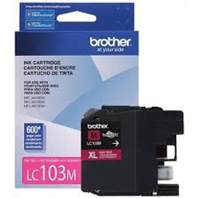 Cartucho-Brother-LC103-Magenta-4510