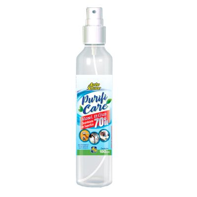 Alcool-Spray-70-Desinfetante-Purificare-180ML-Auto-Shine