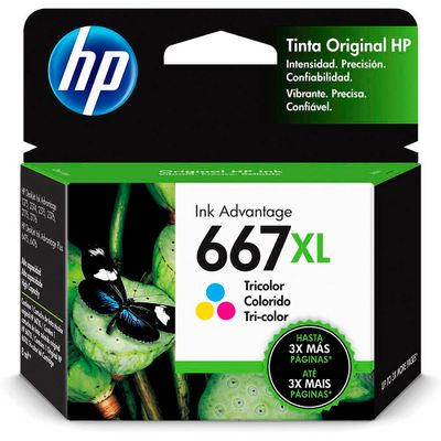 Cartucho-HP-3YM80AL-Color-667XL