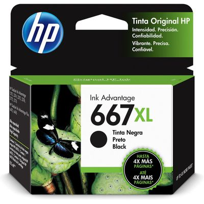 Cartucho-HP-3YM81AL-Preto-667XL